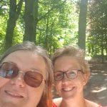 Annette Verbruggen wandelt Samen Met JOS