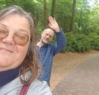 Dave Molenaar wandelt Samen Met JOS