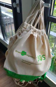 Samen met JOS - Goodiebags gesponsord door Groene Gadgets